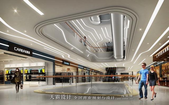 差异化商业空间设计案例,各个都那么精彩!