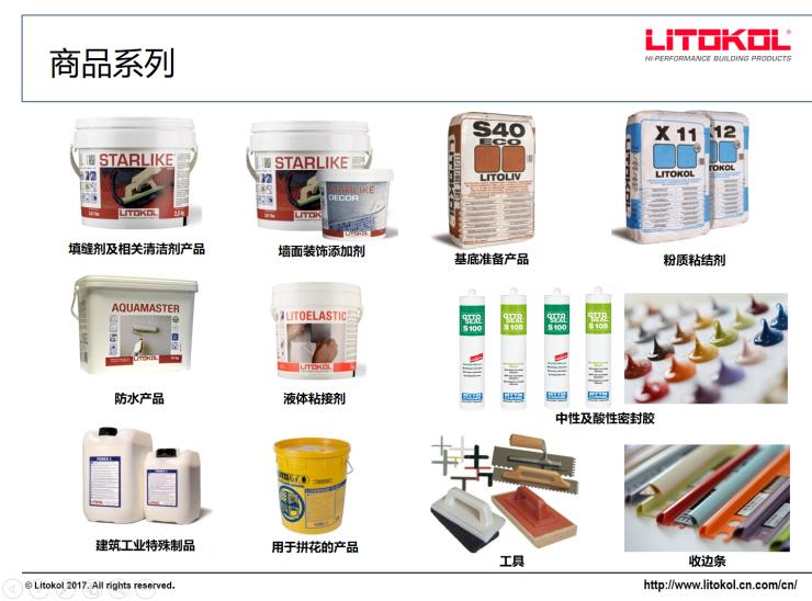 高性能建筑产品的行业标准