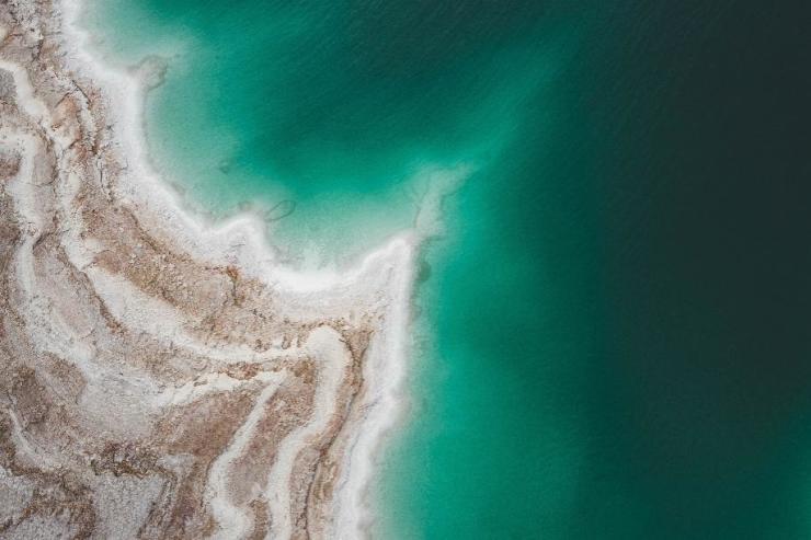 Natural Sea Beauty,探秘死海科技护肤力量