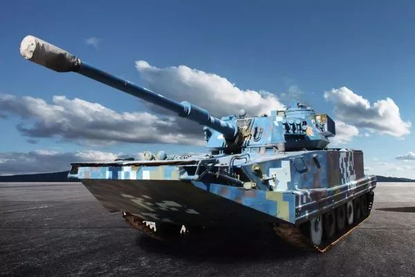 63a式水陆两栖坦克,是在中国63式水陆坦克基础上,用精湛工艺精心研制