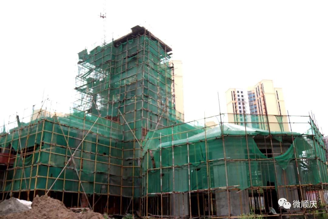 南充清泉坝片区两所幼儿园加速建设,最快今秋投用