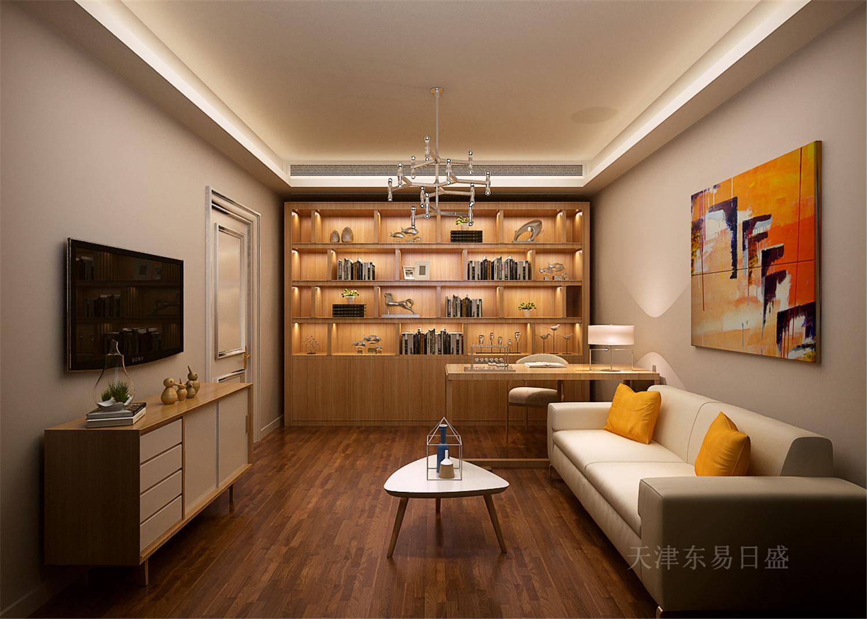 135平北欧风格三室装修效果图,凸显主人不俗却又随和的气质