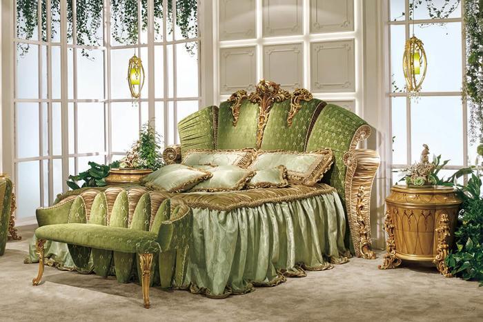 riva 家具:巴洛克式浪漫与奢华