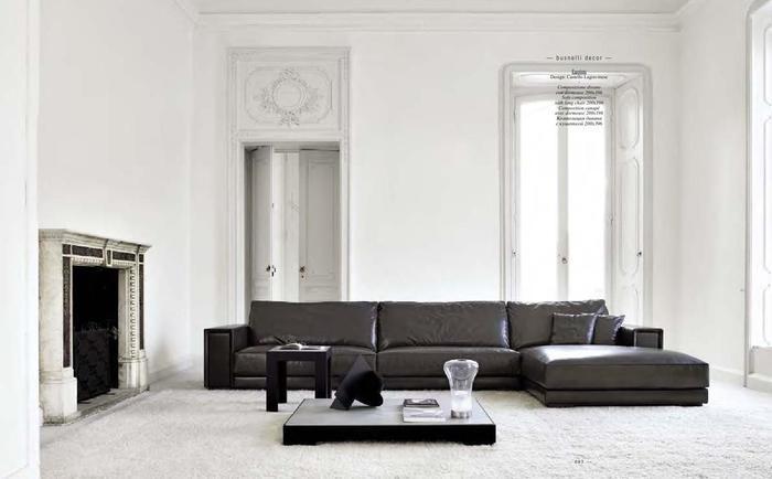 Busnelli常用:无与伦比的尺寸家具魅力家具设计图片