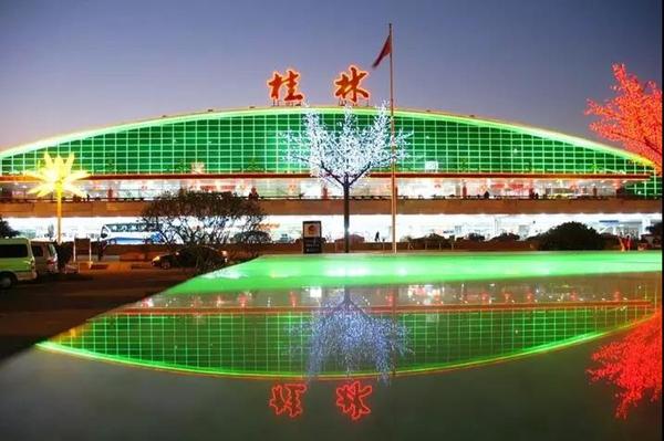 桂林两江机场大动作 t1航站楼暂停使用图片