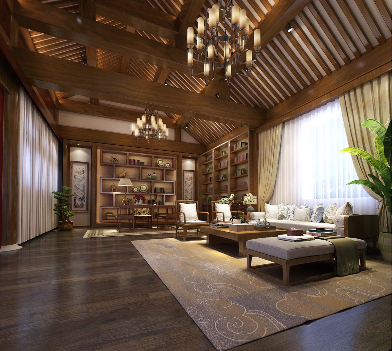 迎端午著名中式设计师刘中辉与赵忠祥老师聊《中式空间设计典藏》