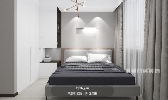 装修时卧室不要床头柜?那我们应该怎么设计?图片