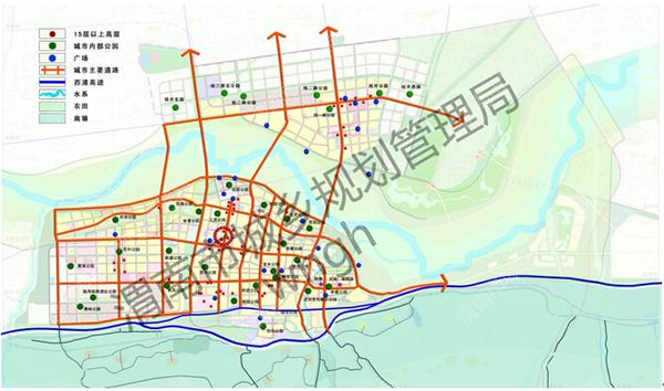 渭南城市特色和风貌规划
