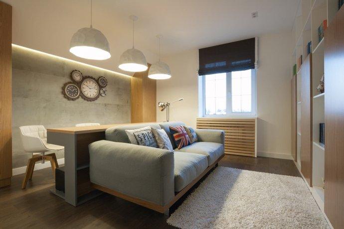 吉林市让小户型客厅不在拥挤的装修布局