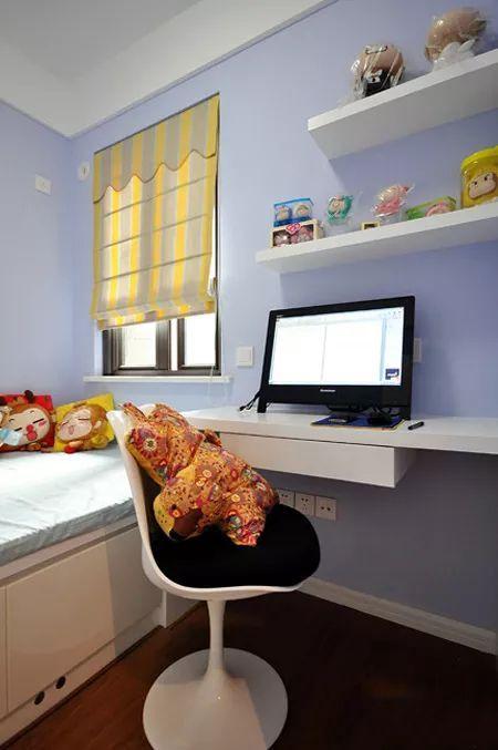 110平米简欧风格装修效果图:儿童房