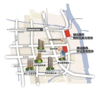 杭州勾庄规划图