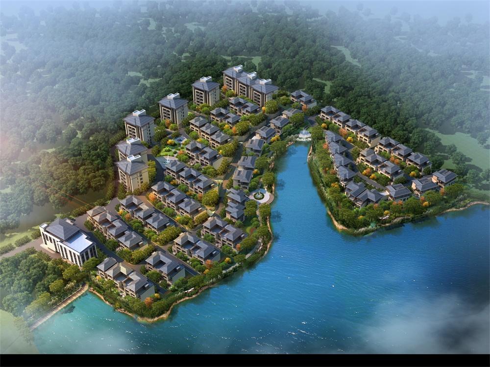 黄山智谷科技园住宅(一期)规划设计方案公示