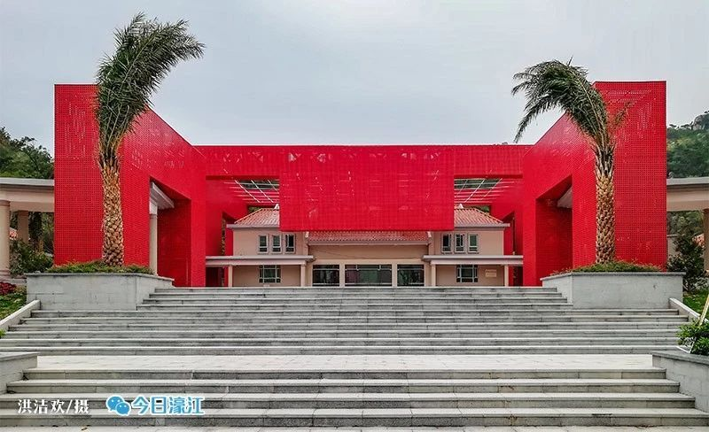 濠江双泉公园试开放 综合文化中心和体育馆力争下半年