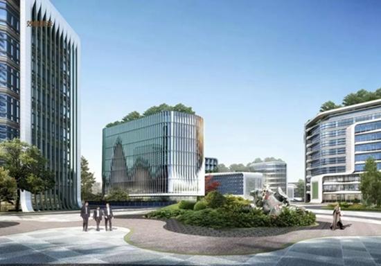 新进展!青岛国际院士港二期项目即将开工建设