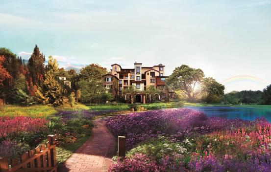 被誉为别墅别墅的南通,为宁波打造了专家洋房龙湖墅姚港路样板房匠心檀图片