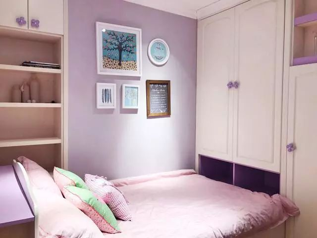 家装设计:儿童房这么装修瞬间多出10平米 省下5万块!