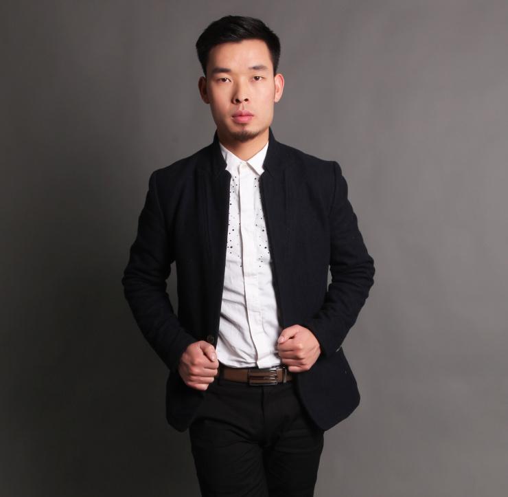 设计师杨国涛最新贵阳未来方舟现代轻奢装修案例 设计师 杨国涛 贵阳 未来方舟 第14张