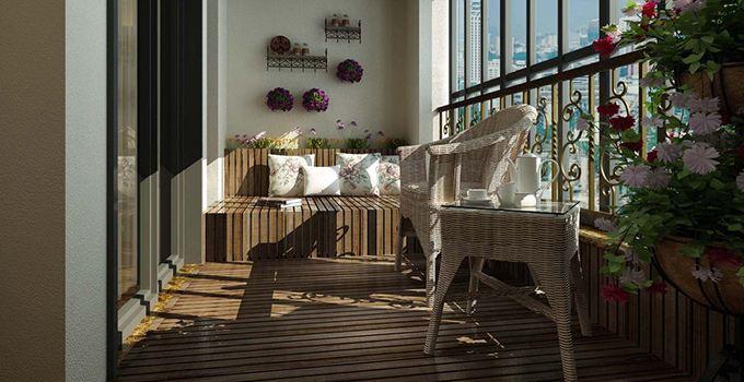 什么是生活阳台?买房应该如何挑选阳台?