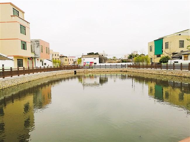 汕头PPP模式整区建设村镇污水处理设施 破解农村生活污水难题