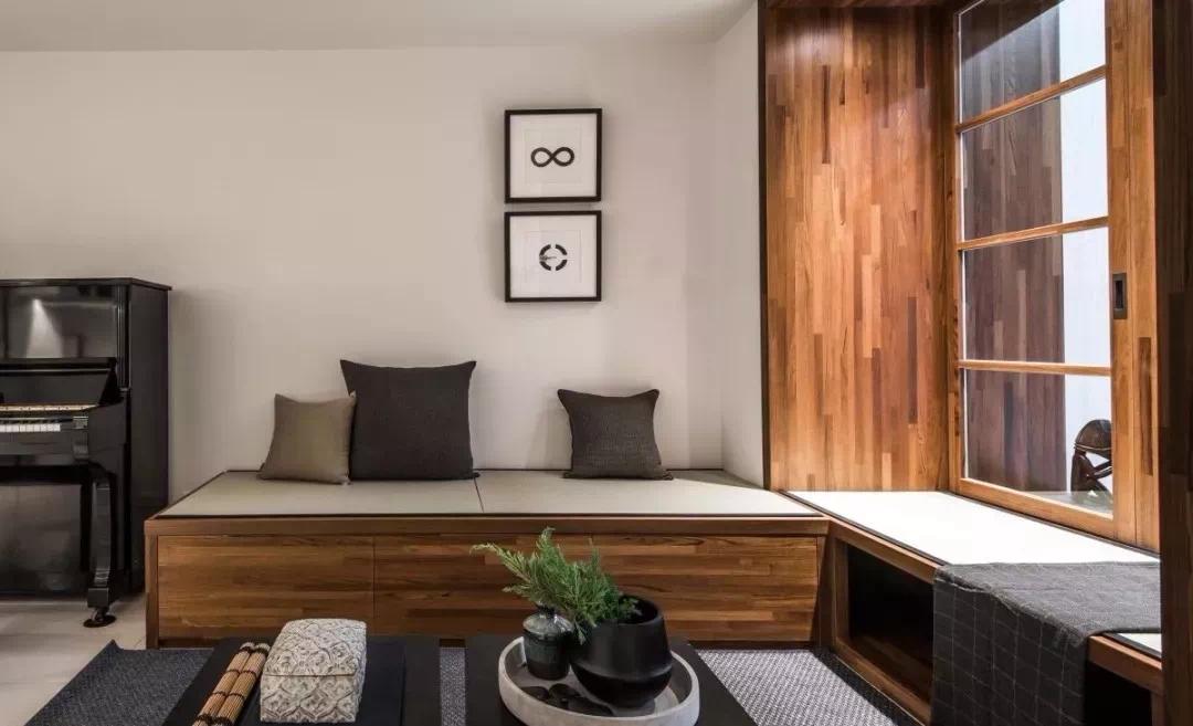 自然、舒适、简约、实用,把住宅做到了极致的日式风格 日式 软装 第15张
