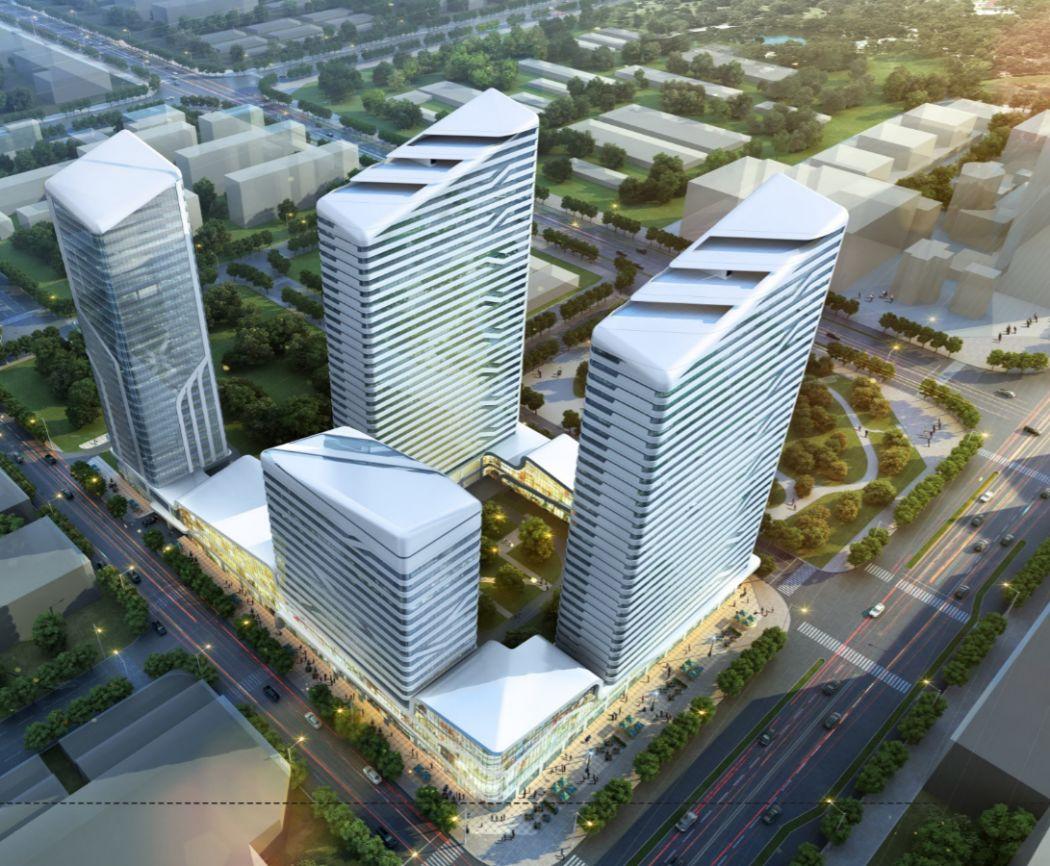 唐山市中心的这个改造项目怎样建,6个方案等你选!