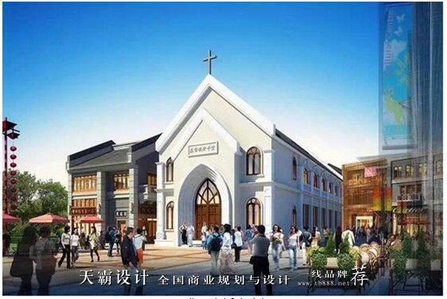 富有岭南文化特色的佛山国瑞升平里商业街设计欣赏