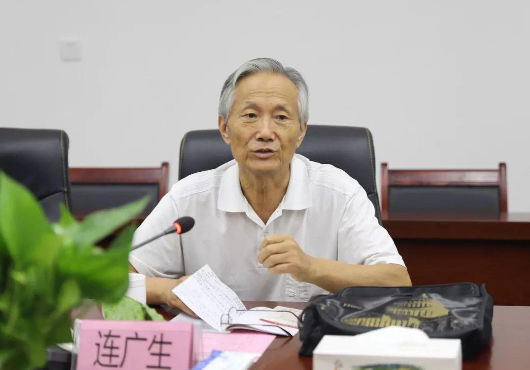 白衣尚书纪念堂(廉政教育基地)文旅项目研讨会在太白湖新区召开