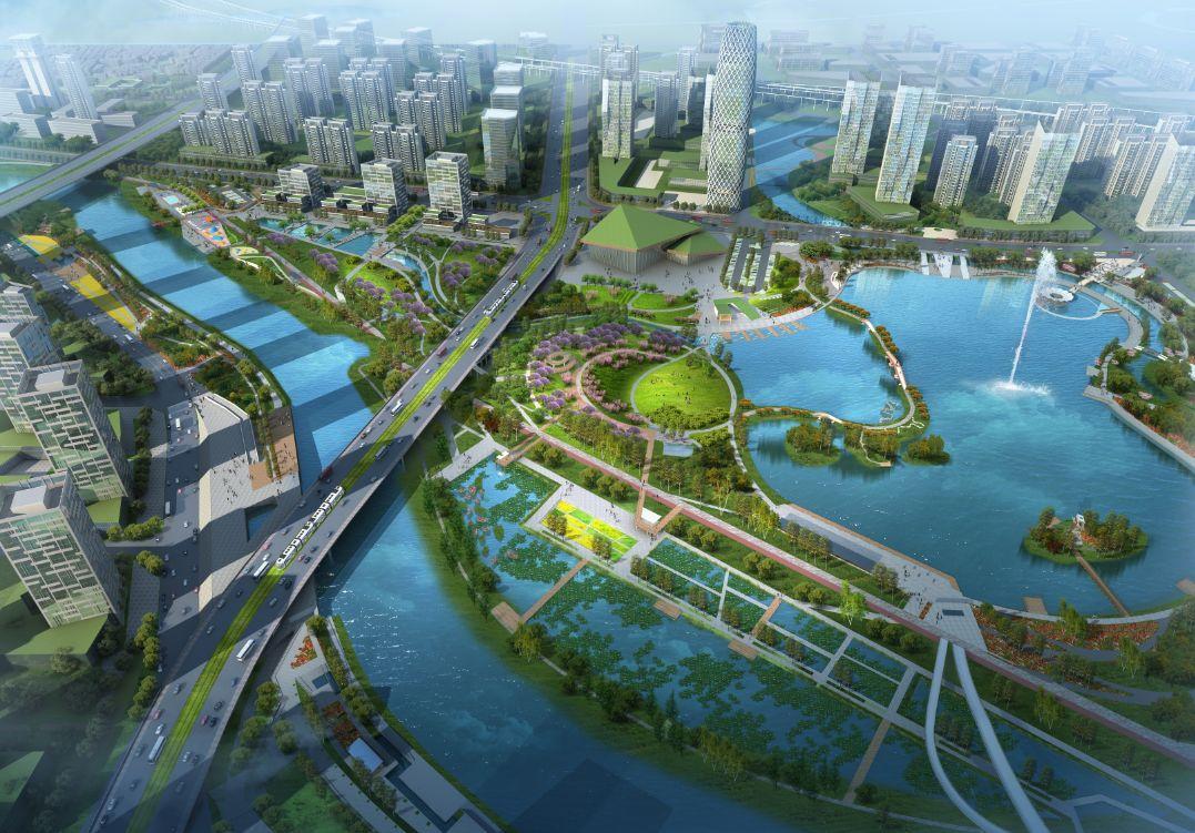 桂城将重点建设环文翰湖科创小镇 打造都市产业发展新形态!