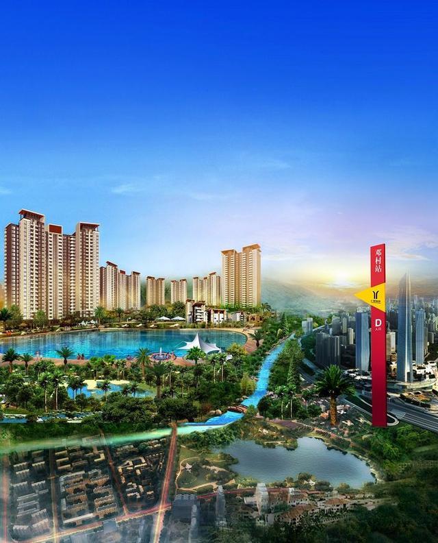 在广州看了100多个楼盘 我精选了4个推荐给大家……