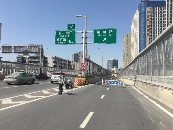郑州火车站国庆假期实施红黄预警方案 请避开这些拥堵管制路段