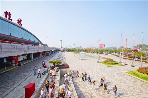 现代交通网络 桂林构建区域性国际旅游交通枢纽