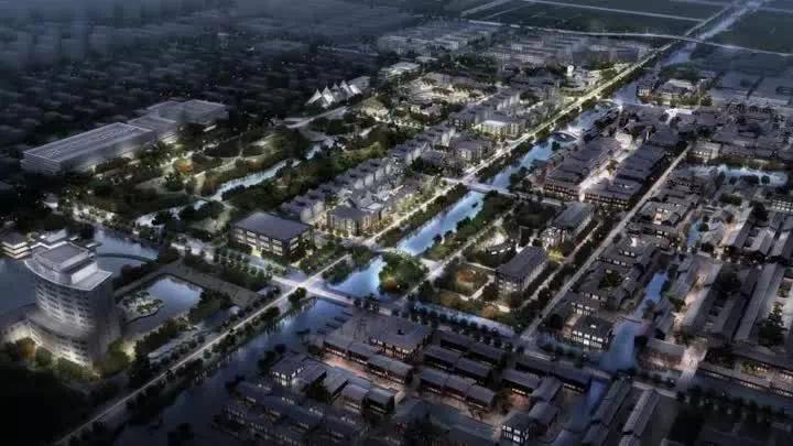 南通这个小镇将复建清末风貌,项目入选全国项目对接会!