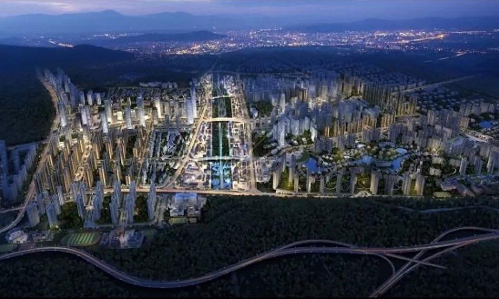 碧桂园·云顶壹品丨不止要住在核心,还要住在双城之心