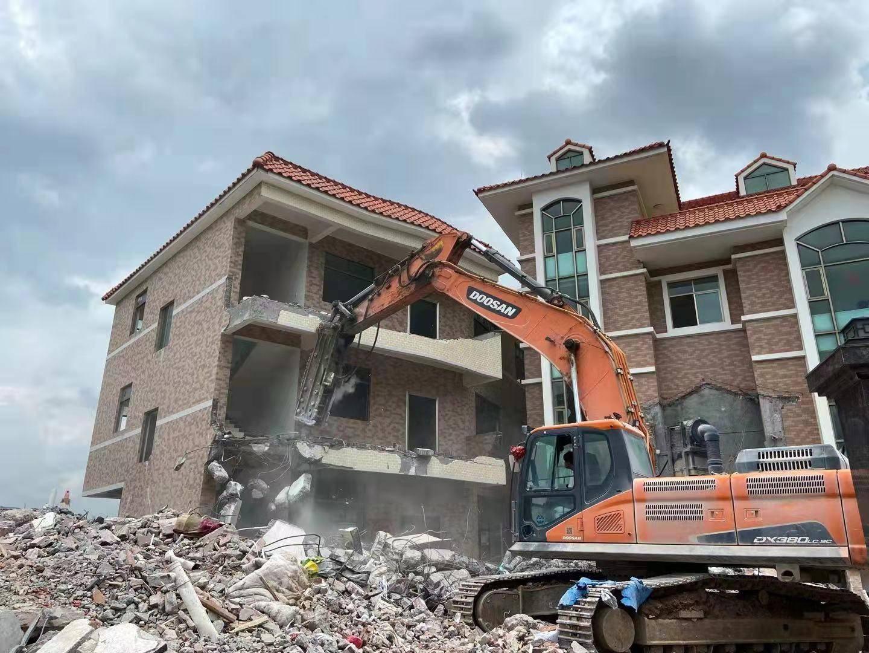 1000栋房屋集中拆除,中新广州知识城项目建设再提速
