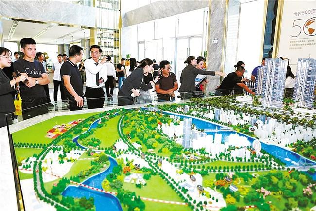 助推产业转型升级  汕头绿地中心将汇集高端技术助力区域发展