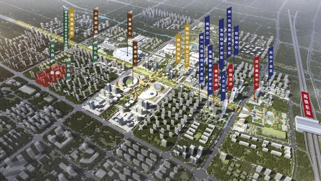 G享未来 2020德州发展论坛暨绿地发布会圆满举行