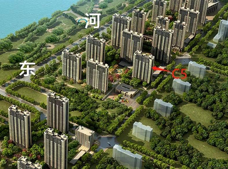 大业锦绣阳光城:来了来了他来了,你等的那栋楼他终于来了!