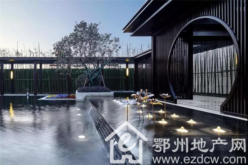 鄂州中梁·佳兆业·壹号院项目开工奠基