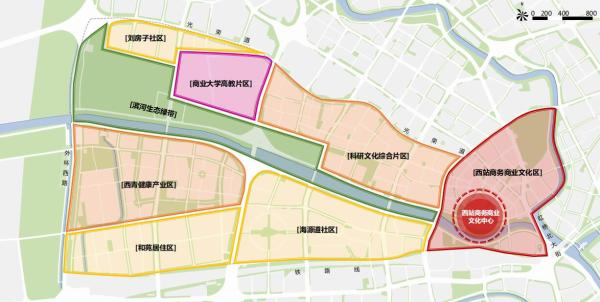 天津中心城区这片区域将大变样 重点涉及三个区
