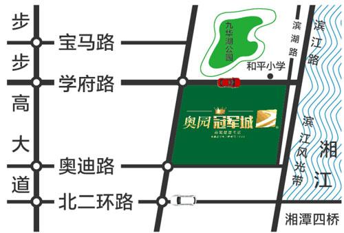 湘潭奥园冠军城:在生活中度假,在度假中感受慢生活