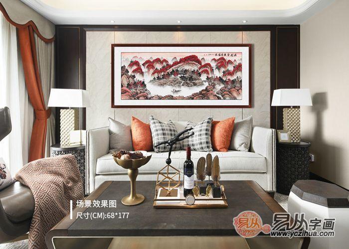 现代家居装饰画如何选?不同风格的挂画欣赏