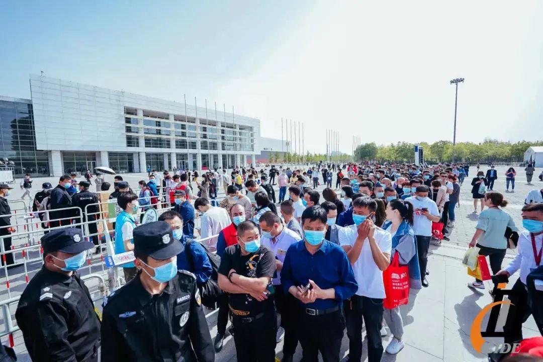 独受追捧,意高装甲门CIDE2021北京国际门业展上星光熠熠