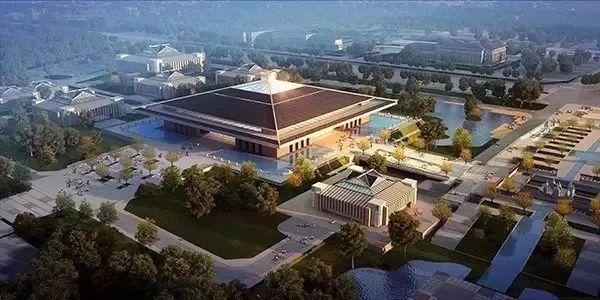 孔子博物馆项目加速推进 计划11月下旬具备开放条件