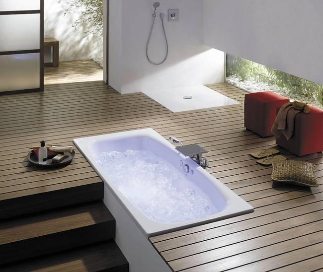 舒缓焦虑,有Bette贝缇钢板按摩浴缸就够了