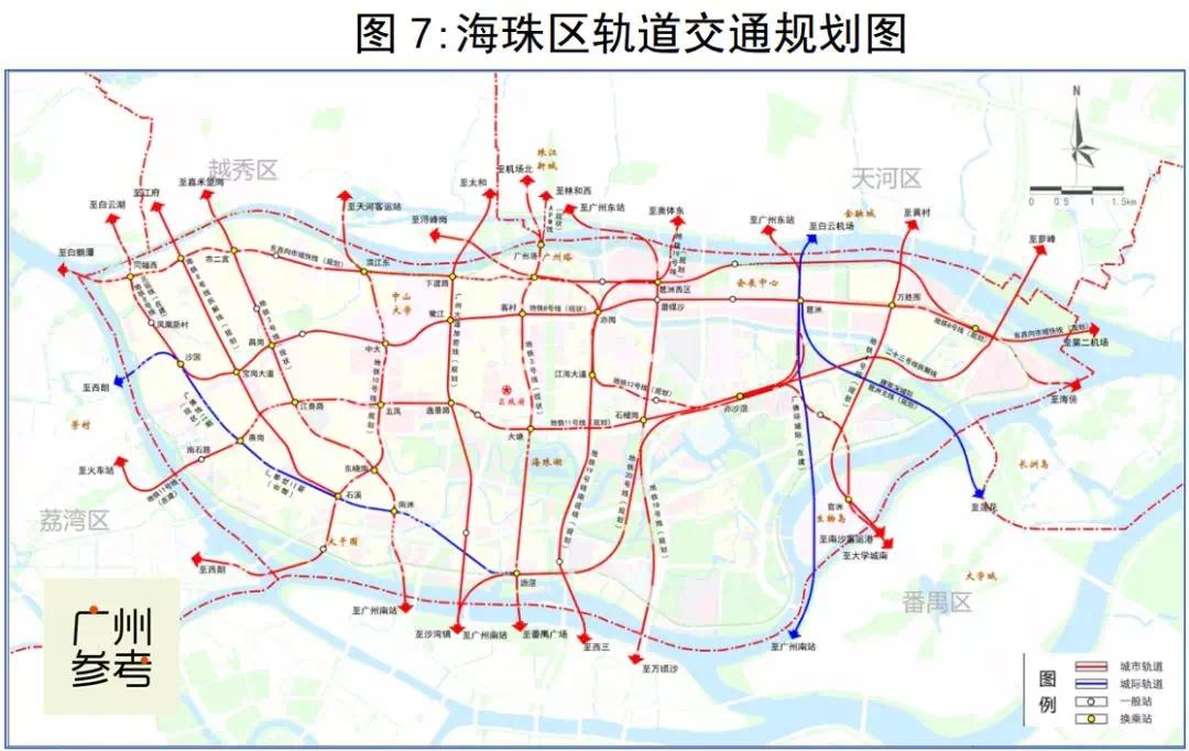 6条地铁+一线江景,广州这片旧村大改造!还有107个项目要改