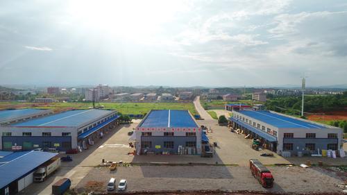 株洲攸县有一个国家4A级物流企业