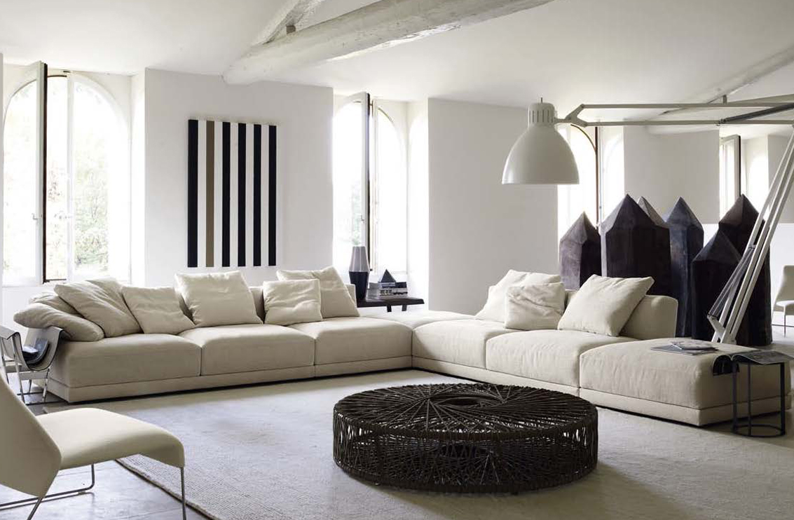 B&B ITALIA家具意大利進口家具,現代室內裝飾