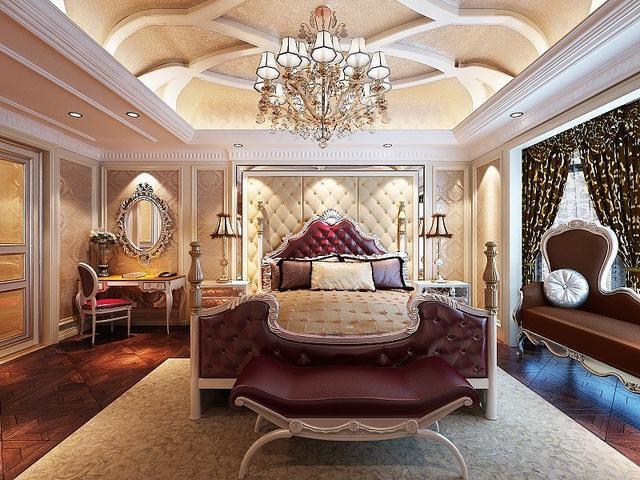 280平米新古典别墅,充满美丽奢华的视觉