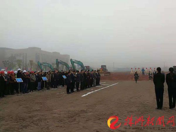 中国长城海洋信息安全产业化项目开工 位于天易科技城