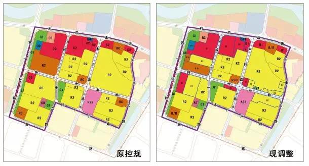 《长治市城区附城村城中村改造规划》调整,涉及6个街坊!